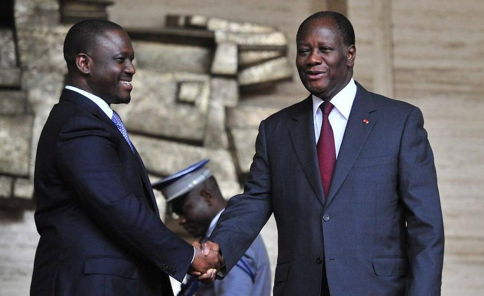 Guillaume Kigbafori Soro,Guillaume Soro,Alassane Ouattara,président Ouattara