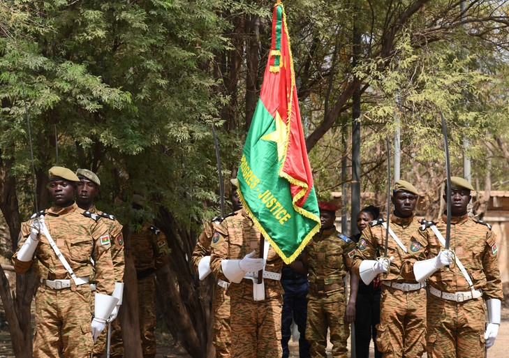 Attaque terroristes, Burkina Faso,,Arbinda,