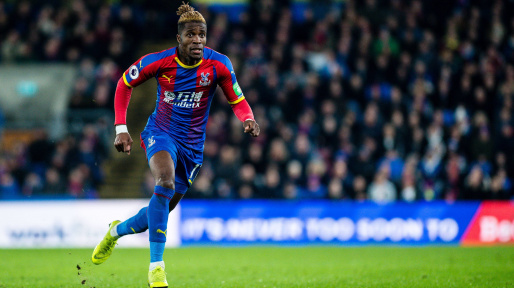 Football,Wilfried Zaha