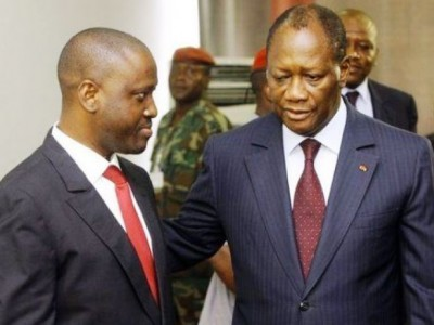 Guillaume Soro,crise,pouvoir d'Abidjan,Alassane Ouattara