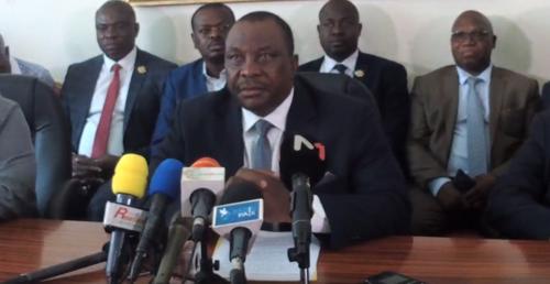 Déstabilisation de la Côte d'Ivoire,Guillaume Soro,RHDP
