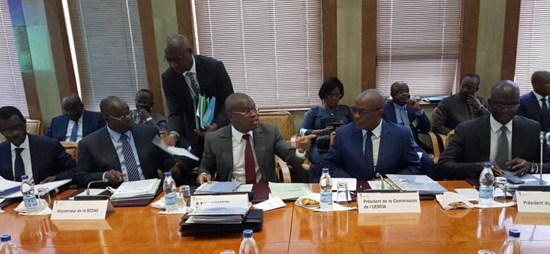 FCFA,Eco,UEMOA,ministres,avancées historiques