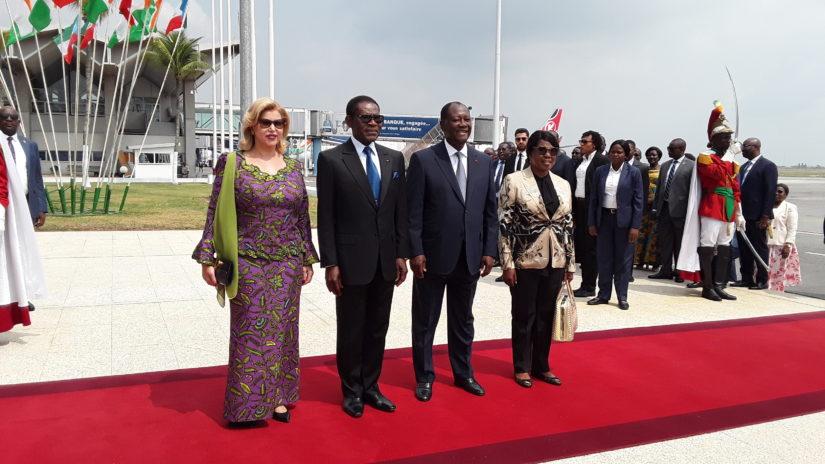 Côte d'Ivoire,Guinée Équatoriale