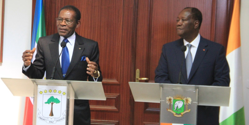 Soro,Affaire Soro,Alassane Ouattara,Theodoro Obiang,Guinée-Équatoriale