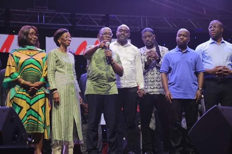 Vice-président,  premier ministre,  Meiway,  Grand-Bassam,  Sude Comoé,