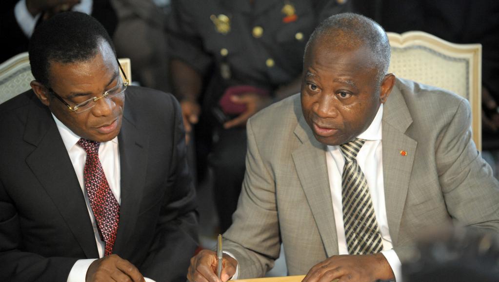 Laurent Gbagbo,Pascal Affi N'Guessan,Affi N'Guessan,Bruxelles,rencontre