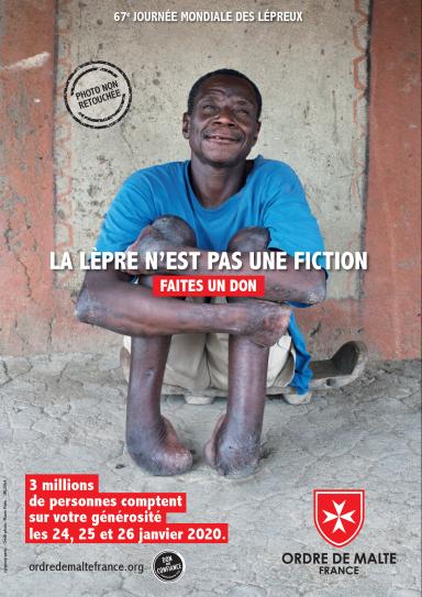 Journée mondiale des lépreux,Gagnoa