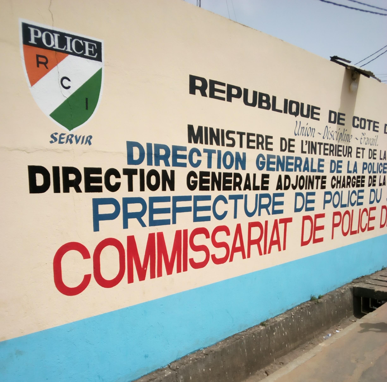 Côte d'Ivoire,Bonoua,Drogue,fumoirs,police
