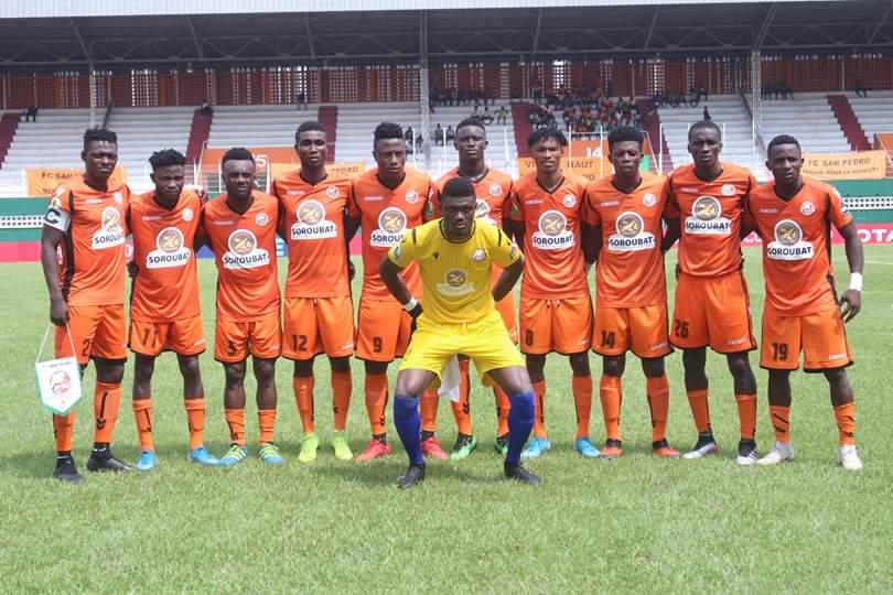 Football,Cote d'Ivoire,Fc San Pedro