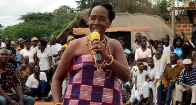 Allah Thérèse a rejoint N'goran la loi, son défunt époux — Côte d'Ivoire