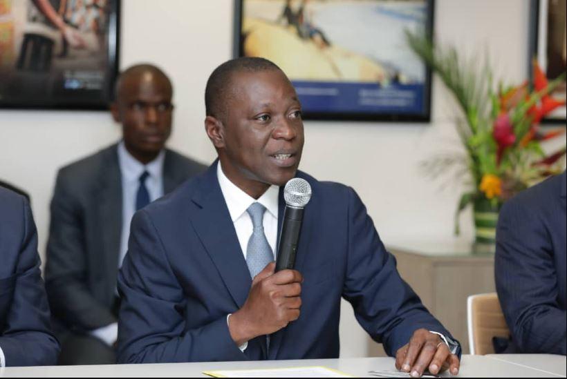 Zone aéroportuaire,Amadou Koné,Ministre des Transports,déguerpis