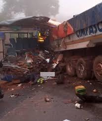 18 morts,accident,Autoroute du nord