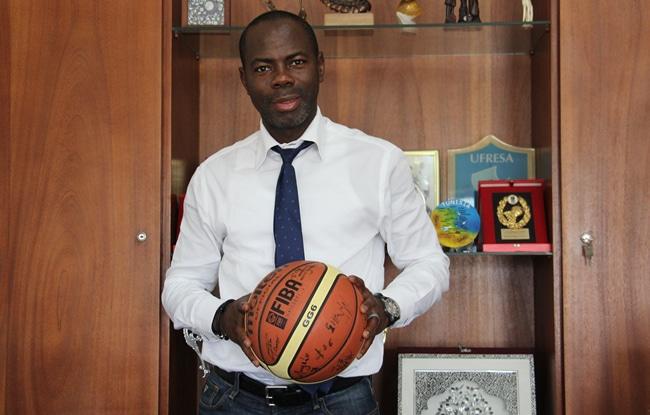 Basket-ball,Coulibaly Mahama