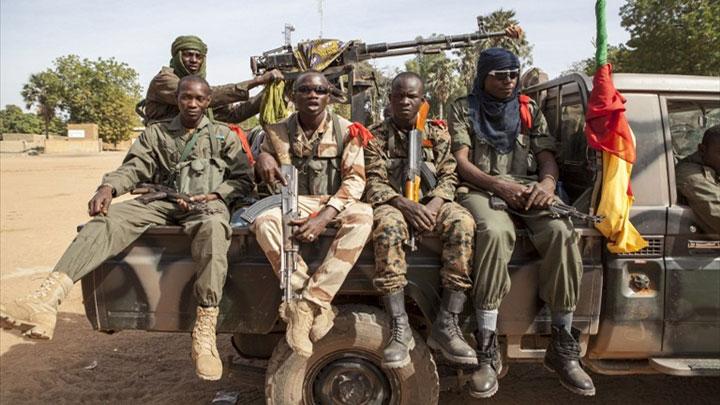 Attaque camp de l'armée malienne,Soldats malien tués