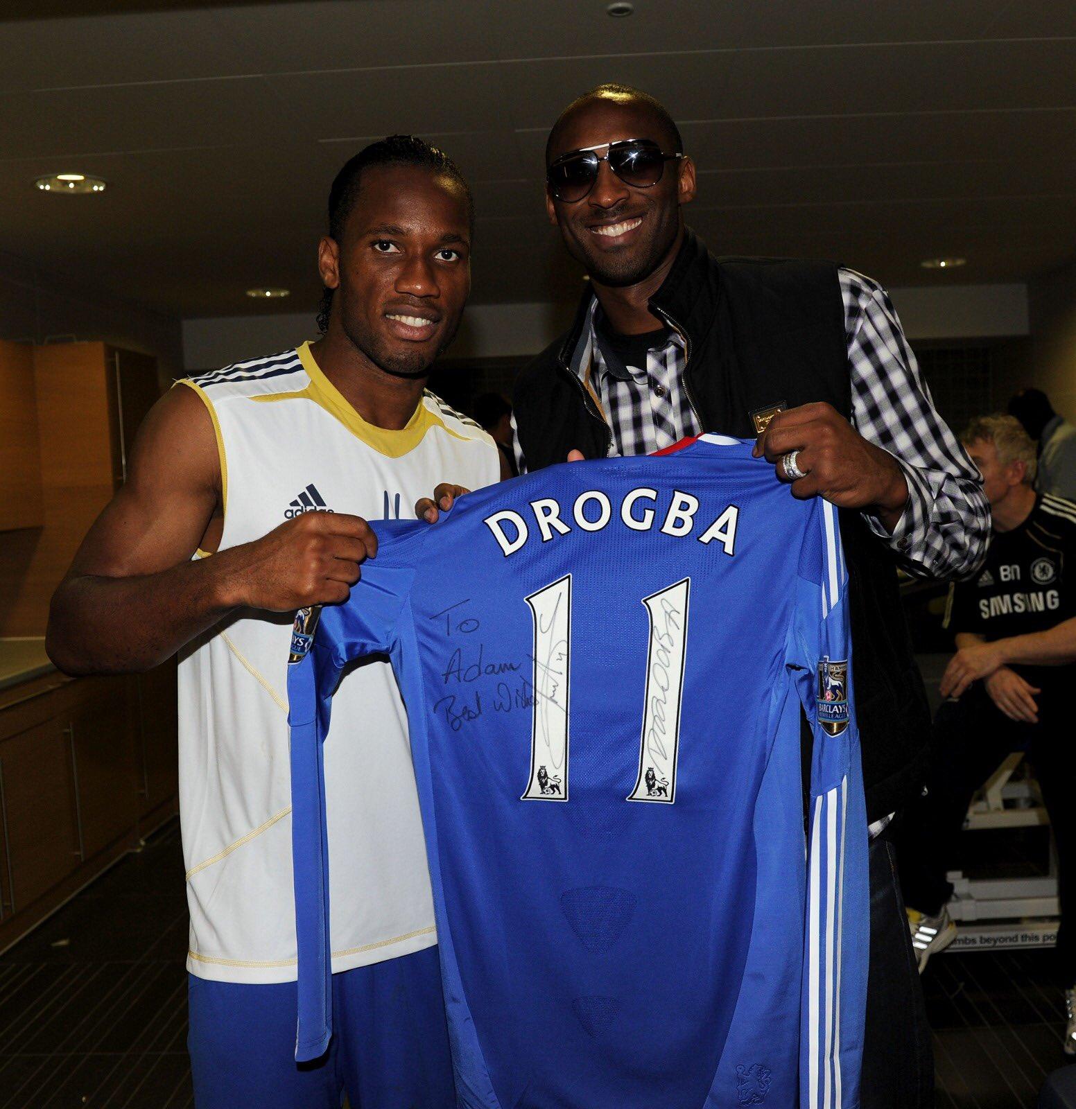 Football,Didier Drogba,Kobe Bryant