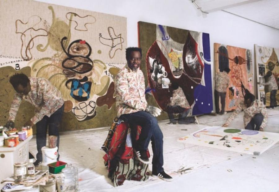 Masa 2020,exposition prête moi ton rêve,Musée d'Abobo