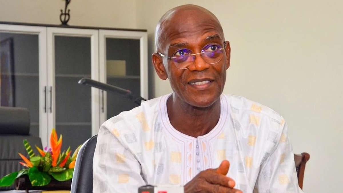opération don à Mamadou Koulibaly,présidentielle 2020,caution