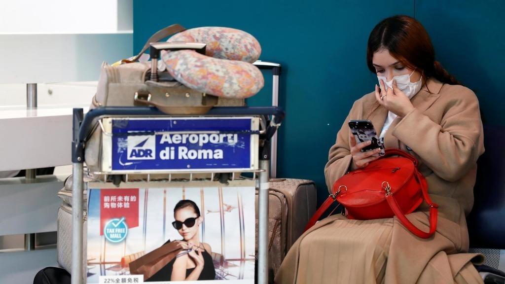 Coronavirus, les deux Chinois hospitalisés à Rome sont passés par Florence