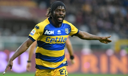 Football,Italie,Gervinho,Parme