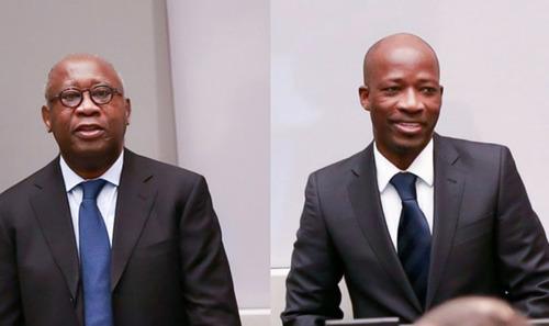 Laurent Gbagbo,Charles Blé Goudé