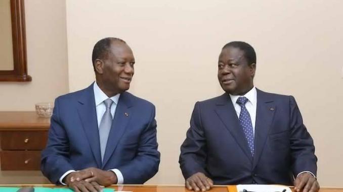 Côte d'Ivoire,Election présidentielle 2020,Alassane Ouattara,Henri Konan Bédié