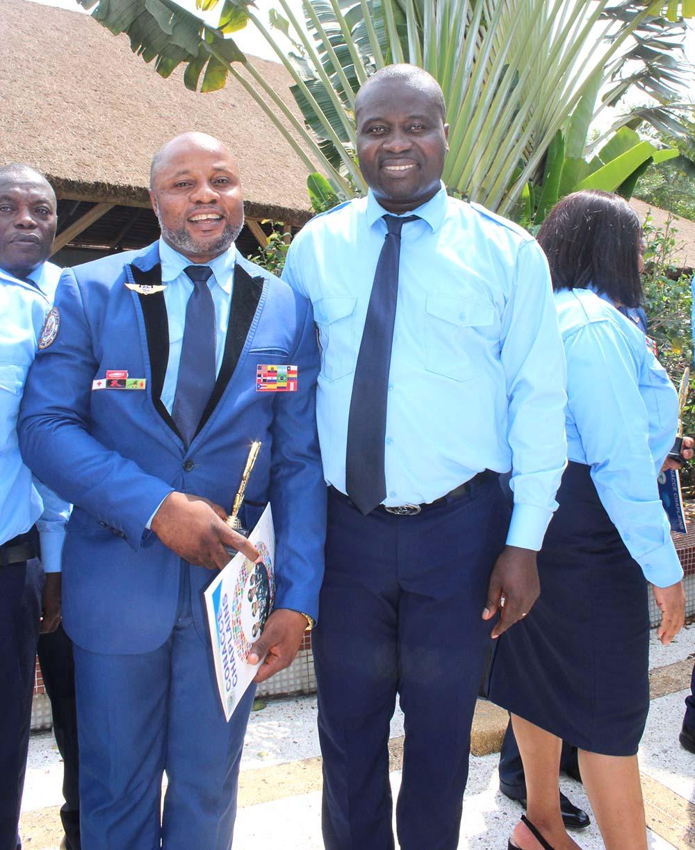Conacce Chaplains,Juges de la Paix