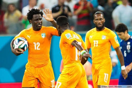 Football,Wilfried Bony,Eléphants de Côte d'Ivoire
