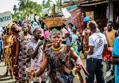 4àe édition de Popo Carnaval,Parc de Mploussoué
