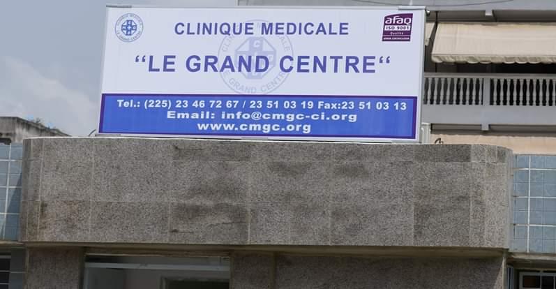 Clinique Le Grand Centre,Ouverture,Fermeture