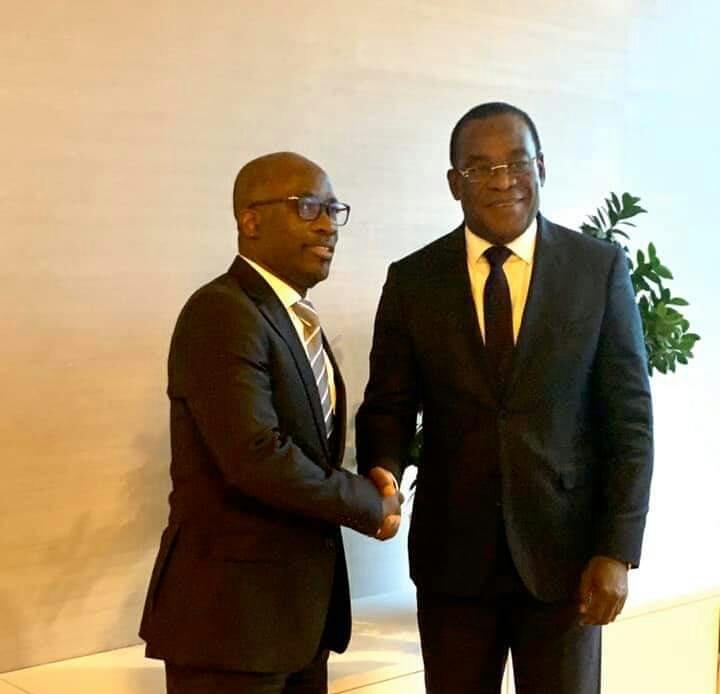 Cpi,Procès Laurent Gbagbo,Rencontre Affi-,Blé Goudé
