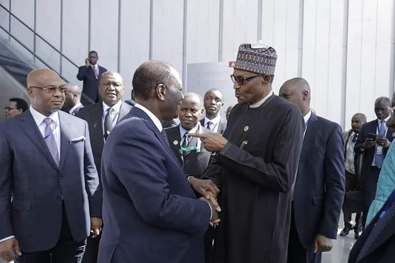 33e Sommet de l'Ua,Alassane Ouattara
