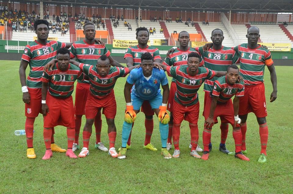 Football,Asec Mimosas,Africa Sports,Usc Bassam,Antoine Bahi