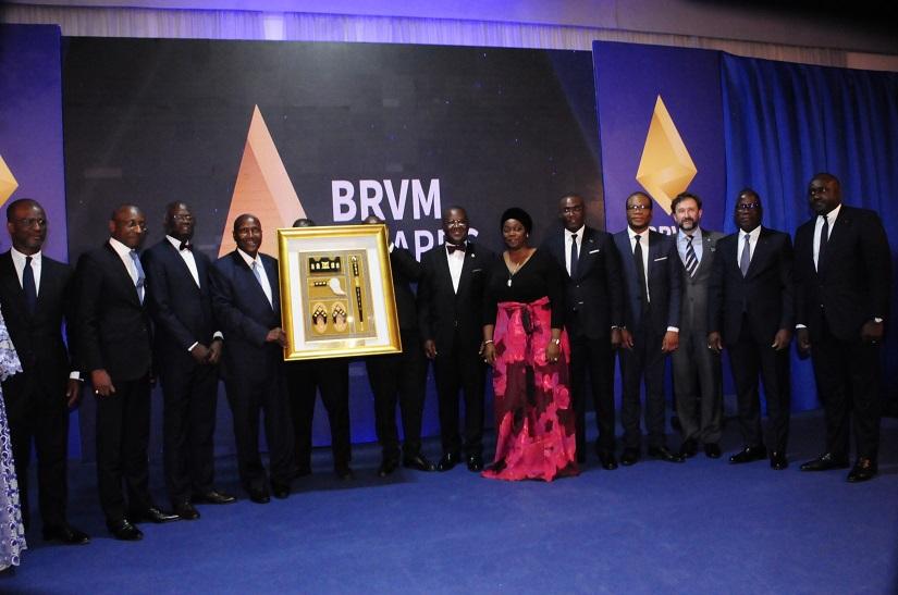 Brvm,Awards