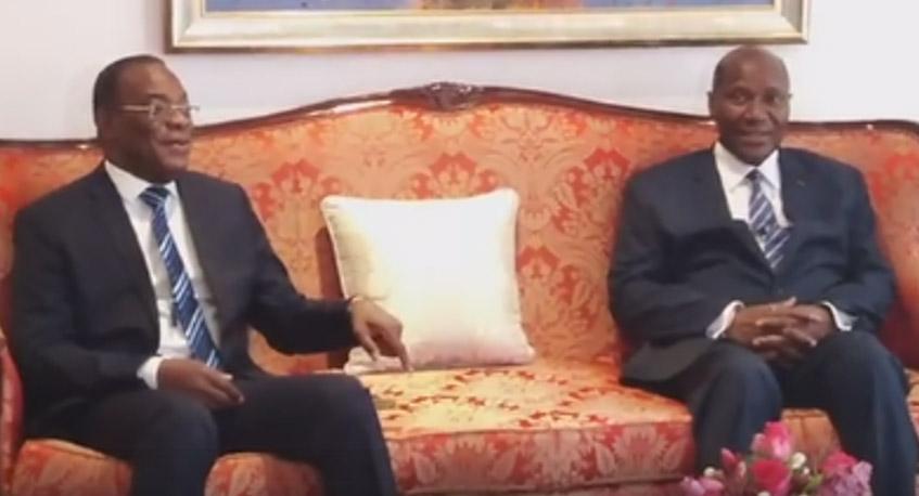 Duncan,Affi,Rencontre Duncan-Affi,Laurent Gbagbo,échanges