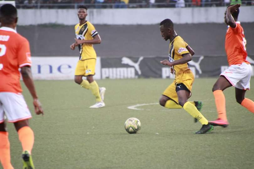 Football,Ligue1,Asec Mimoas,Africa Sports