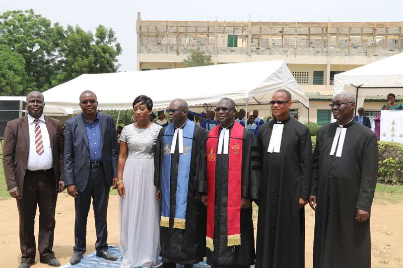 Eglise évangélique CMA,Côte d'Ivoire