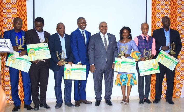 Adjoumani,Concours de l'innovation agricole durable
