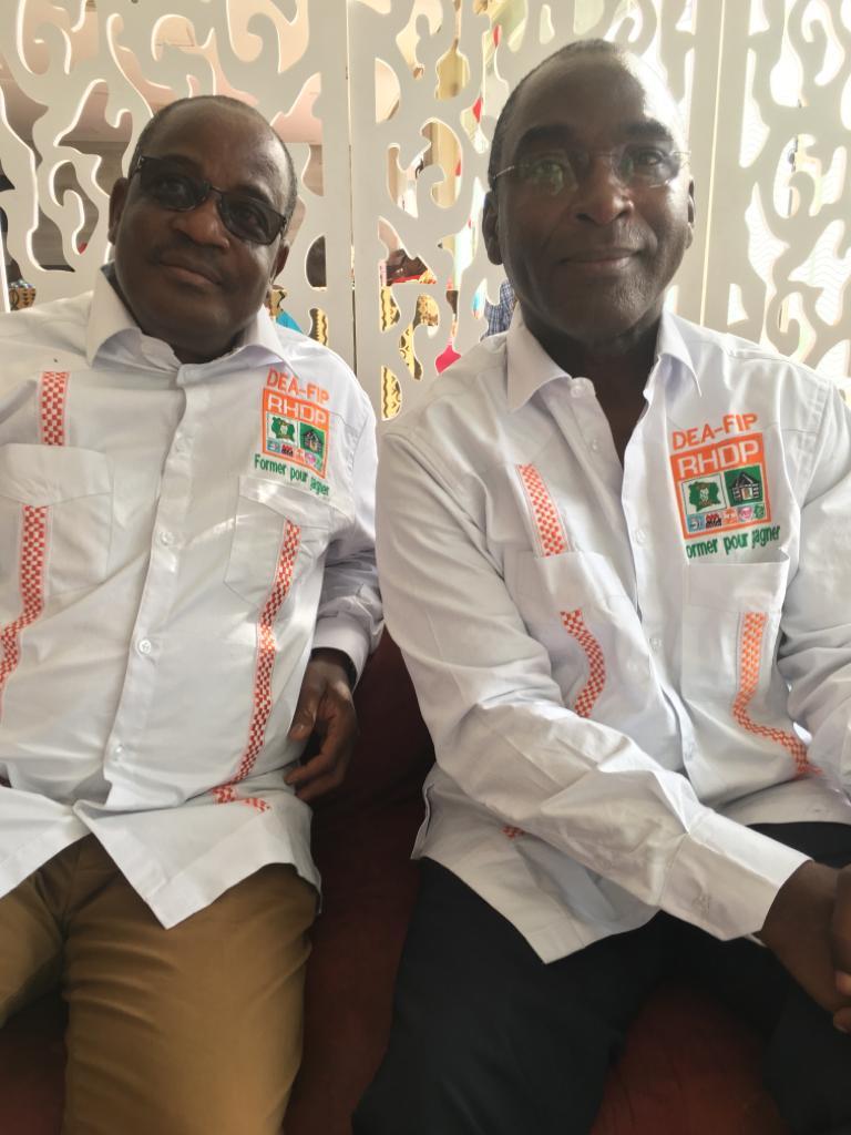 Présidentielle 2020,RHDP,Diakité,Diakité Coty Souleymane
