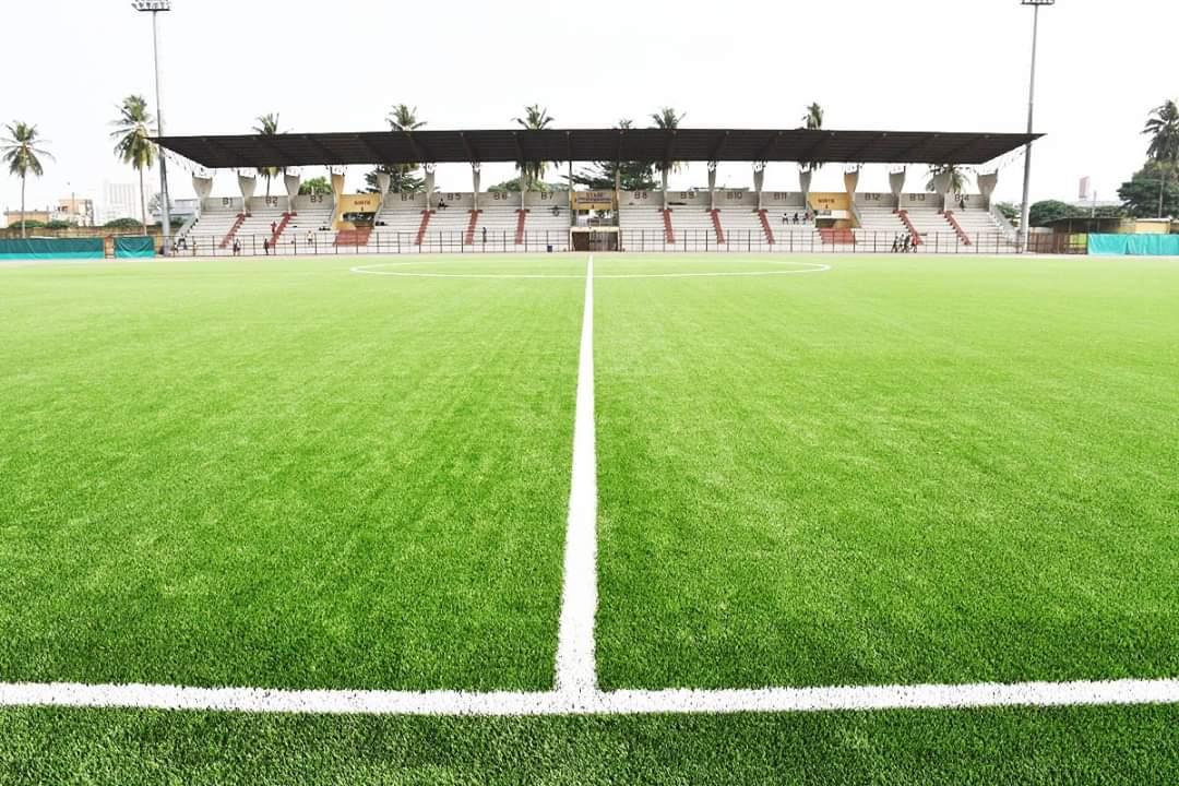 Football,Ligue1,Stade Robert Champroux