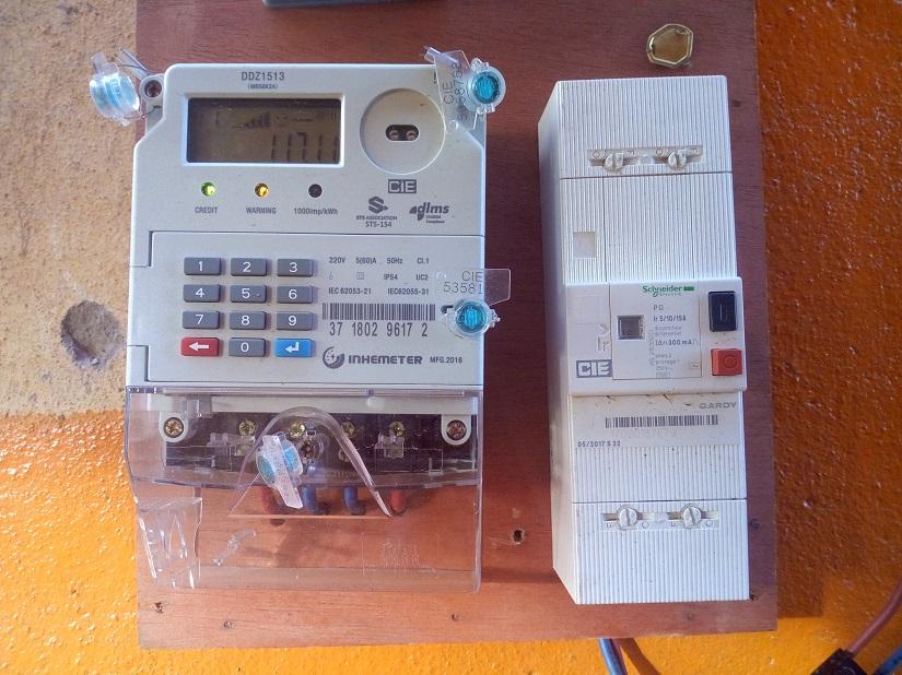 Port-Bouët,Compagnie ivoirienne d'électricité,CIE