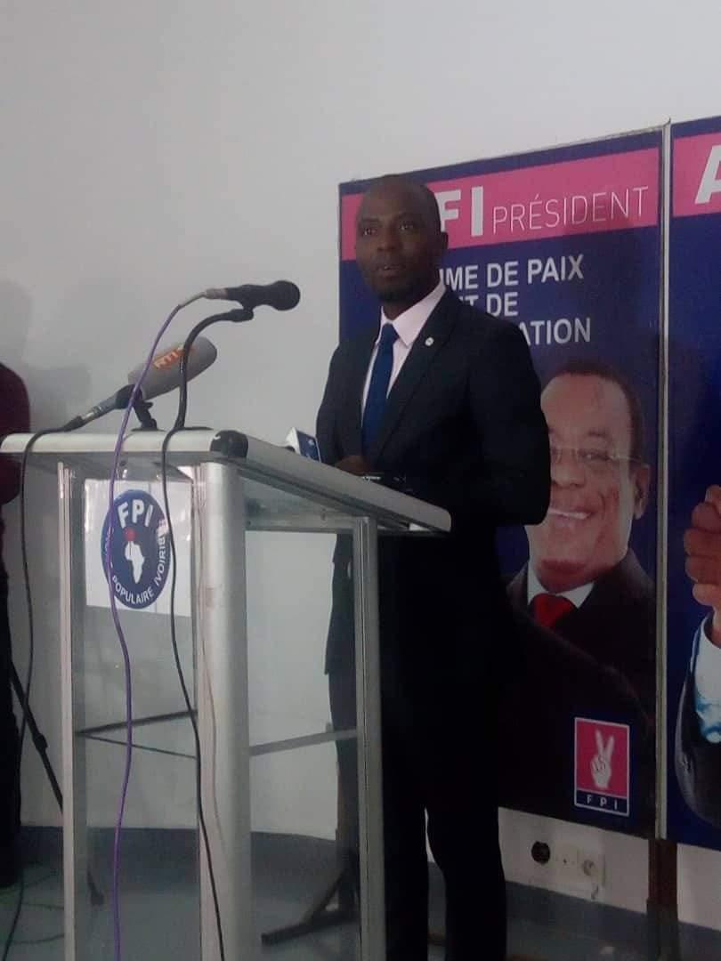 Processus d'identification,libération des prisonniers politiques,Laurent Gbagbo,JFPI,FPI,Lia Gnan Ferdinand