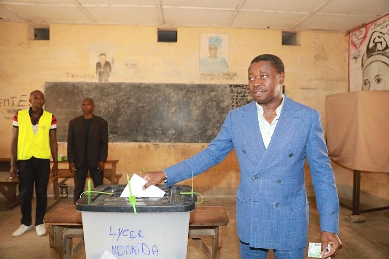 Togo,election; Faure Gnassingbé