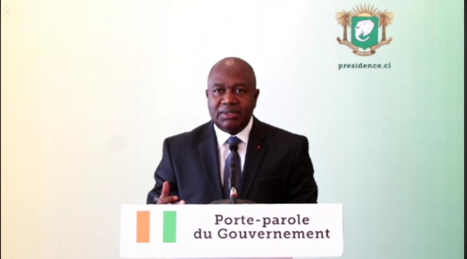 Opération d'enrôlement,CNI,Sidiki Diakité,Conseil des ministres