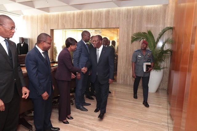 Conseil des Ministres,Alassane Ouattara