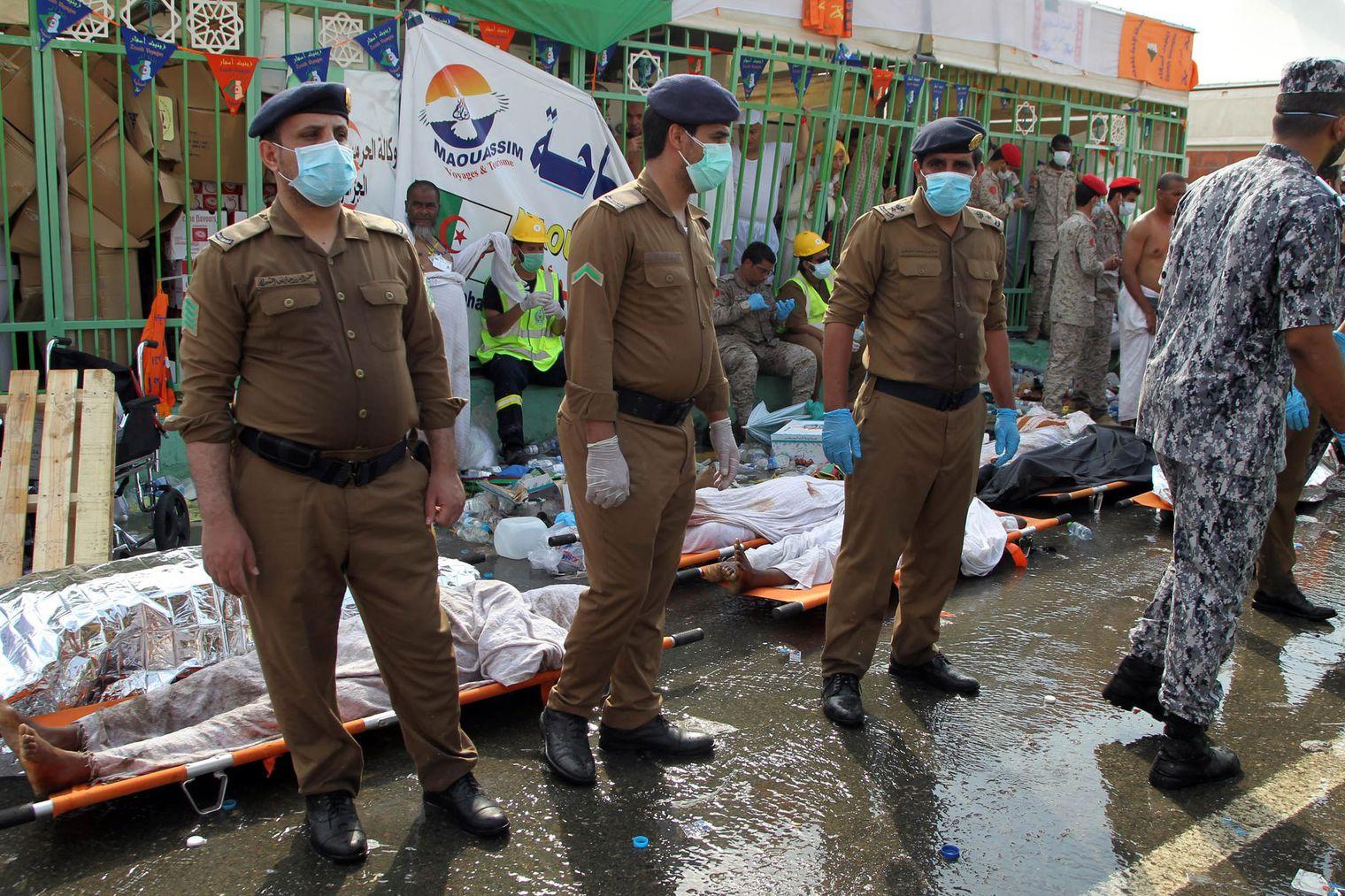 Arabie Saoudite,Suspension entrée pèlerins