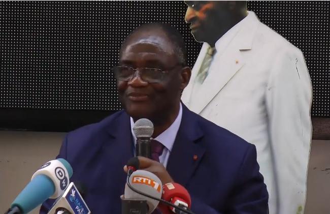 Guikahué,Bruno Koné,Koné Bruno,RHDP,CNI