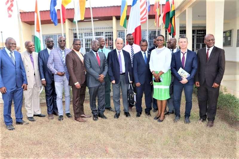 Université Alassane Ouatarra de Bouaké,Professeur Poamé