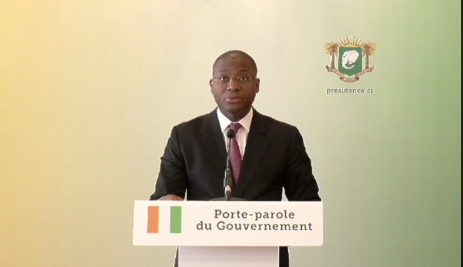 Commission électorale indépendante,CEI,Conseil des ministres,Sidi Touré