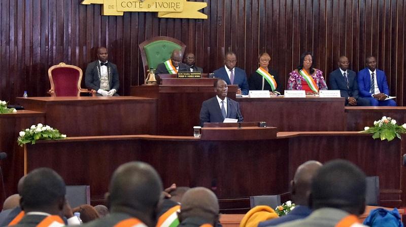 Congrès du Parlement,Modification de la Constitution