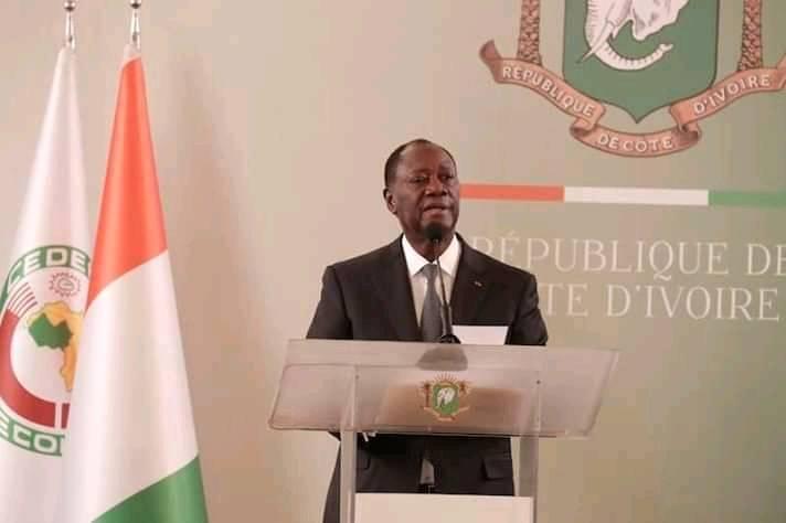 Conseil des ministres extraordinaire,succession Ouattara